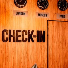 Хостел Check-in hotels Moscow Center Москва сауна