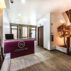 Отель Lounge Inn интерьер отеля