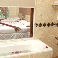 Zabu Thiri Hotel ванная