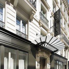 Hotel Monge Париж вид на фасад фото 2
