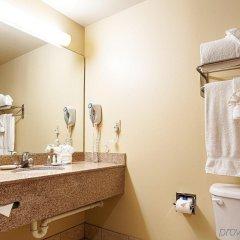 Отель Best Western Fort Lauderdale Airport/Cruise Port США, Форт-Лодердейл - отзывы, цены и фото номеров - забронировать отель Best Western Fort Lauderdale Airport/Cruise Port онлайн ванная