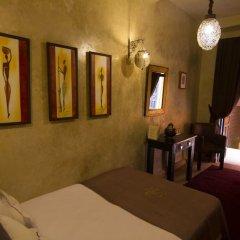 Отель Riad Hermès Марокко, Марракеш - отзывы, цены и фото номеров - забронировать отель Riad Hermès онлайн комната для гостей фото 5