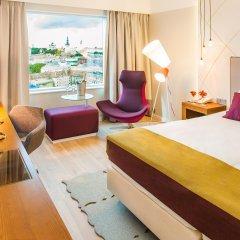 Отель Radisson Blu Sky Эстония, Таллин - 14 отзывов об отеле, цены и фото номеров - забронировать отель Radisson Blu Sky онлайн комната для гостей