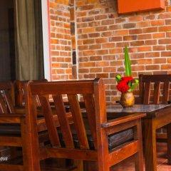 Отель Coconut Grove Beach Resort питание