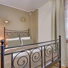 Апартаменты Lion Sopot Apartments Сопот комната для гостей фото 4