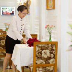 Отель Silk Path Boutique Hanoi интерьер отеля