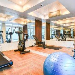 Отель Krabi Tipa Resort Таиланд, Краби - 4 отзыва об отеле, цены и фото номеров - забронировать отель Krabi Tipa Resort онлайн фитнесс-зал