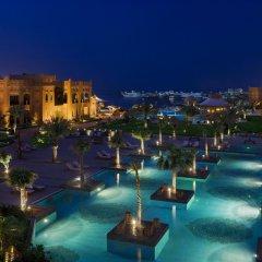 Отель Sharq Village & Spa бассейн фото 3