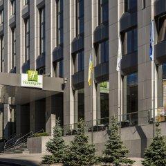 Отель Холидей Инн Киев вид на фасад фото 2