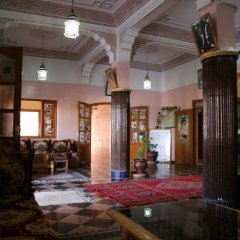 Отель La Vallée Марокко, Уарзазат - отзывы, цены и фото номеров - забронировать отель La Vallée онлайн интерьер отеля