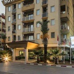 Santa Marina Hotel парковка