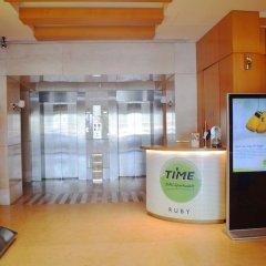 Отель TIME Ruby Hotel Apartments ОАЭ, Шарджа - 1 отзыв об отеле, цены и фото номеров - забронировать отель TIME Ruby Hotel Apartments онлайн фото 2