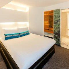 Ibis Styles Amsterdam CS Hotel комната для гостей
