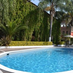 Hotel Posada Virreyes бассейн