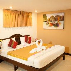 Rich Resort Beachside Hotel сейф в номере