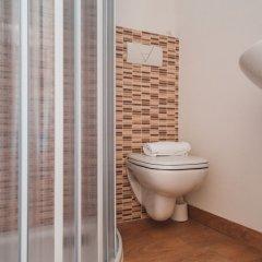 Отель MORRIS Римини ванная