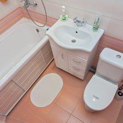 Апартаменты 4You Piter OnE Apartments Санкт-Петербург ванная