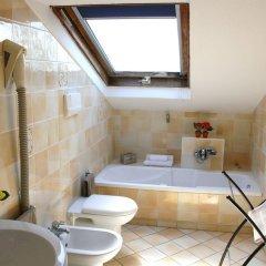 Отель Villa Margherita Римини ванная