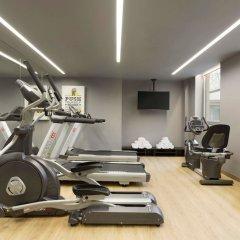 Отель Wyndham Grand Athens фитнесс-зал фото 3