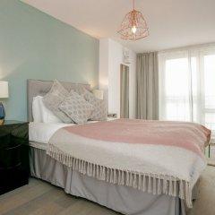 Отель Modern 2 Bedroom Flat In Greenwich комната для гостей фото 4