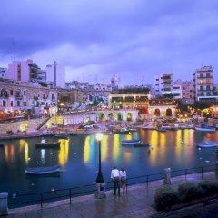 Отель Modern Seaview Apartment In a Prime Location Мальта, Слима - отзывы, цены и фото номеров - забронировать отель Modern Seaview Apartment In a Prime Location онлайн фото 2