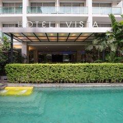 Hotel Vista Pattaya Паттайя бассейн