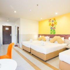 Grand Bella Hotel комната для гостей фото 16