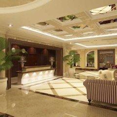 Гостиница Shakhtar Plaza интерьер отеля фото 3
