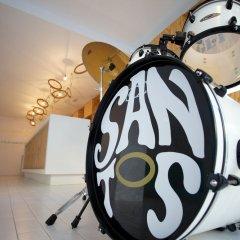 Отель Santos Ibiza Suites спортивное сооружение