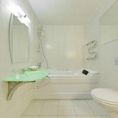 Гостиница Турист ванная фото 3