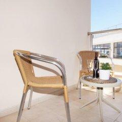 Отель Bay View Apartment Кипр, Протарас - отзывы, цены и фото номеров - забронировать отель Bay View Apartment онлайн балкон
