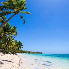 Отель Plantation Island Resort пляж