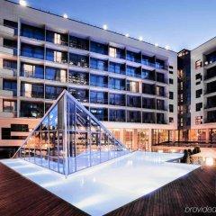 Отель Pullman Barcelona Skipper Испания, Барселона - 2 отзыва об отеле, цены и фото номеров - забронировать отель Pullman Barcelona Skipper онлайн балкон