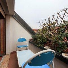 Отель Residence House Aramis Down Town Италия, Милан - отзывы, цены и фото номеров - забронировать отель Residence House Aramis Down Town онлайн балкон