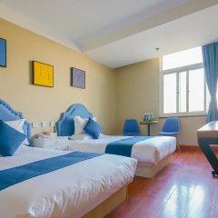 Отель Four Seasons Apple Hotel (Beijing Wanda Plaza) Китай, Пекин - отзывы, цены и фото номеров - забронировать отель Four Seasons Apple Hotel (Beijing Wanda Plaza) онлайн комната для гостей