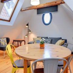 Апартаменты Dom & House - Apartments Downtown Gdansk питание