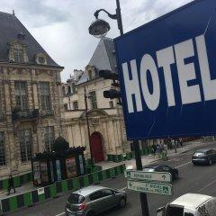Отель Hôtel De La Herse dOr Франция, Париж - 1 отзыв об отеле, цены и фото номеров - забронировать отель Hôtel De La Herse dOr онлайн фото 4
