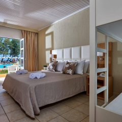 Malia Bay Beach Hotel & Bungalows комната для гостей фото 4