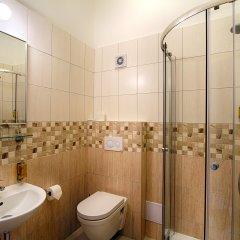 Hotel Taurus Прага ванная