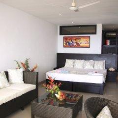 Отель Garden Island Resort Фиджи, Остров Тавеуни - отзывы, цены и фото номеров - забронировать отель Garden Island Resort онлайн фото 13