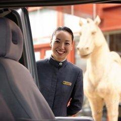 Shangri-La Hotel, Xian с домашними животными
