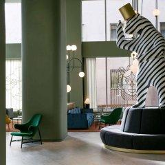 Отель Barcelo Torre de Madrid Испания, Мадрид - 1 отзыв об отеле, цены и фото номеров - забронировать отель Barcelo Torre de Madrid онлайн интерьер отеля