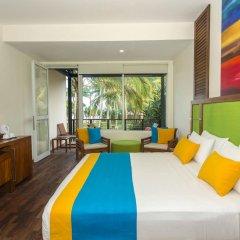 Отель Mermaid Hotel & Club Шри-Ланка, Ваддува - отзывы, цены и фото номеров - забронировать отель Mermaid Hotel & Club онлайн комната для гостей фото 5