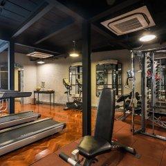 Отель AKARA Бангкок фитнесс-зал