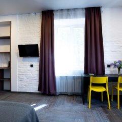 Гостиница Nikitin Йошкар-Ола комната для гостей фото 3