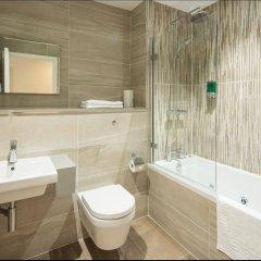 Отель Docklands Lodge London ванная фото 2