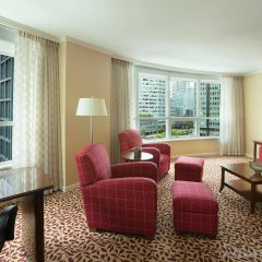 Отель Vancouver Marriott Pinnacle Downtown фото 25