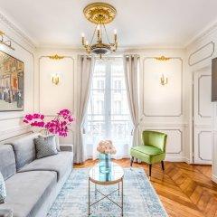 Отель Luxury 2 bedroom 2.5 bathroom Louvre Франция, Париж - отзывы, цены и фото номеров - забронировать отель Luxury 2 bedroom 2.5 bathroom Louvre онлайн фото 4