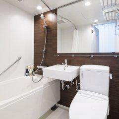 Отель MYSTAYS PREMIER Akasaka Япония, Токио - отзывы, цены и фото номеров - забронировать отель MYSTAYS PREMIER Akasaka онлайн ванная фото 2