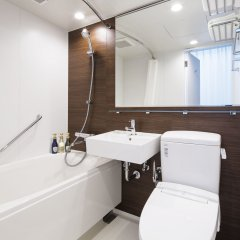 Отель Mystays Premier Akasaka Токио ванная фото 2